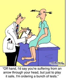What Drs do.