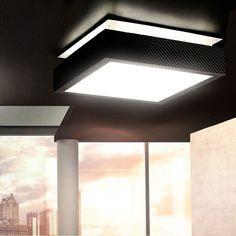 Marvelous LUCE Deckenleuchte Carbon Balko LED W x cm