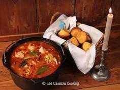 Izetta's Southern Cooking: OLD VIRGINIA BRUNSWICK STEW