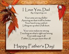 Happy Fathers Day Messages, Greetings and Wishes - Happy Fathers Day Fathers Day Images Photos Pictures Pics & Wallpaper, Quotes Wishes Messages Greetings Funny Fathers Day Poems, Fathers Day Ecards, Happy Fathers Day Message, Fathers Day Messages, Happy Fathers Day Images, Fathers Day Wishes, Happy Father Day Quotes, Wishes Messages, Dad Poems