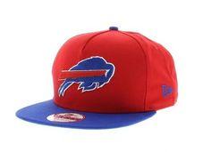 "Buffalo Bills NFL New Era 9Fifty ""Team Flip"" Snapback Hat New #NewEra #BuffaloBills"