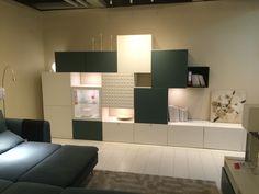 Living-room Ikea Small Bedroom, Ikea Tv Unit, Home Interior Design, Sweet Home, Living Room, Decoration, Table, Furniture, Home Decor