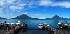 Lake Atitlán, Guatemala Cheap Holiday Destinations
