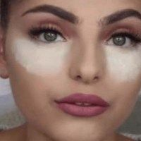 She Put Baking Soda Mask Under Her Eyes and the Results Are .- She Put Baking Soda Mask Under Her Eyes and the Results Are Incredible She Put Baking Soda Mask Under Her Eyes and the Results Are Incredible - Baking Soda Mask, Exfoliant, Pores, Tips Belleza, Vaseline, Face Care, Good To Know, Fat Burning, Beauty Hacks