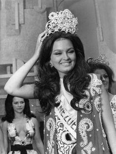 Miss Venezuela 1970 Bella La Rosa de la Rosa