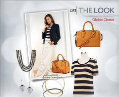 Get the Look - Global Charm - The Lisa Robertson Show