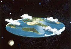 A MÃE DE TODAS AS TEORIAS DA CONSPIRAÇÃO     O Chefe de Redação     Quando caminhamos por aí, a Terra parece infinitamente reta. Como não...