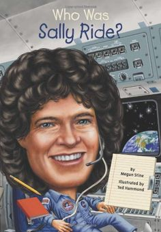 Who Was Sally Ride? by Megan Stine. As she was the first American female to travel into space, the life of Sally Ride provides a good introduction to questions of discrimination faced by women in the science community over the past century. It details the extraordinary talents of Ride as an astronaut, astrophysicist, and philanthropist. Source: Amazon.