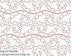 Lacey Swirls  www.myquilter.blogspot.com: IQ patterns- feathers or hearts