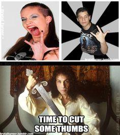Please Dio, do it!
