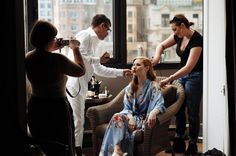 What it takes to become a bride Makeup Sergey Logvinov