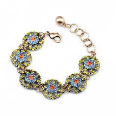 Hot sales 2014 New Jewelry Crystal Bracelets & Bangles Fashion Shourouk Bracelets for Women Wholesale $8.38