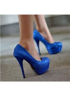 I am hoping shoe trends will be ditching this klunky stripper style for some more streamlined, feminine lines in 2014.