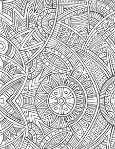 Keep Calm And Color On The Coloring Book For Your Inner Creative Katie Martin