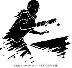 Explore high-quality, royalty-free stock images and photos by FX vector available for purchase at Shutterstock. Sports Day Poster, Dibujos Pin Up, Table Tennis Player, Pencil Art Drawings, Portfolio, Graphic Design Art, Illustration Art, Artist, Stock Photos