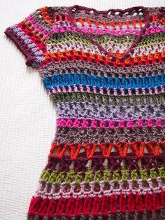 Crochet Pants, Crochet Tunic, Crochet Yarn, Crochet Clothes, Crochet Hooks, Knit Crochet, Boho Chique, Vestidos Zara, Crochet Summer Tops