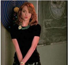 I'm going to have to find some brooches so I can do the Emma Pillsbury from Glee