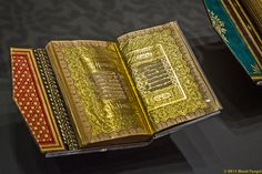 Sabanc museum collection of the arts of the book and calligraphy
