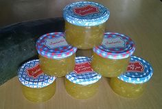 Clotted Cream, Easy Delicious Recipes, Canning Recipes, I Love Food, Food Art, Jelly, Homemade, Sweet, Garden