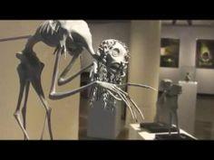 ▶ Kent Melton Sculpture Exhibit (Paranorman, Coraline, Disney) - YouTube