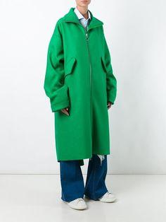 Marques'almeida oversized coat