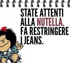 Vignette su Mafalda per Whatsapp – WhatsApp Web – Whatsappare Vignetta su Mafalda per Whatsapp – WhatsApp Web – Whatsappare Funny Images, Funny Photos, Funny Test, Funny Diet Quotes, More Than Words, Satire, Vignettes, Nutella, Life Lessons