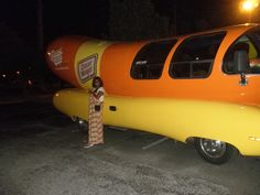 Oh I wish I were an Oscar Meyer Wiener - That is what I really want to be