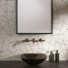 Ivy Hill Tile Smith x Porcelain Field Tile Shower Floor, Bathroom Wall Tile, Matte Tile, Flooring, Tile Bathroom, Porcelain Tile, Wall Tiles, Kitchen Wall Tiles, Shower Wall