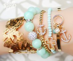 Cure your Jewelry Fix with Glam Grab - oBaz