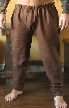 Medieval Celtic Viking Pants Hoses Chausses on Etsy, $64.99