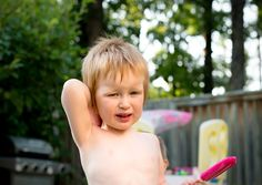 Some children may have allergic reactions to stings and at this time it is important to seek medical advice PHOTO: thinkstock
