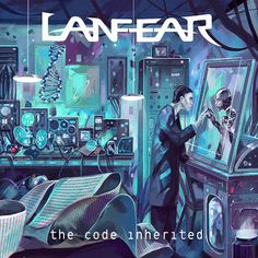 """HARD N' HEAVY NEWS: LANFEAR - """"THE DELUSIONIST"""" NEW SONG ONLINE"""