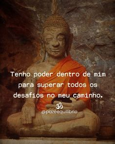 Afirmação do di Mantra, Buddhist Quotes, Just Believe, Motivational Phrases, Attitude Of Gratitude, Spiritual Messages, Good Energy, Osho, Good Thoughts
