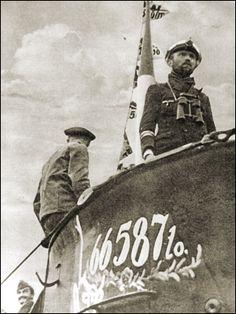 U 47 - 6 July 1940