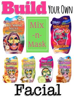 How to build a facial mask that addresses your needs- multi- masking