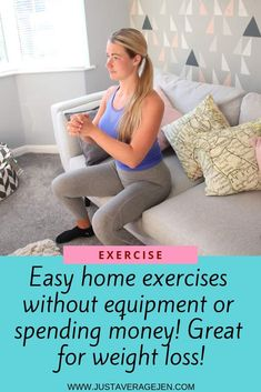 Exercises to do at home without equipment. Ideal for parents and families Home Workouts Without Equipment, At Home Workouts, Toning Workouts, Weight Loss Help, How To Lose Weight Fast, Losing Weight, Lifestyle Articles, Lifestyle Blog, Healthy Lifestyle