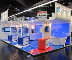 Exhibition Stand Design-Donaldson