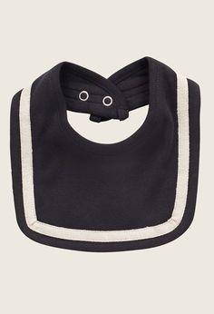 Nautical baby shower gift ideas 2-way Sailor collar/bib
