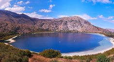Kournas lake - Crete holidays