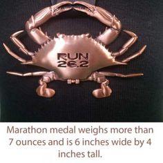 Baltimore Running Festival – Marathon