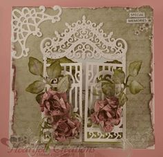 Heartfelt Creations | Floral Gateway Of Special Memories