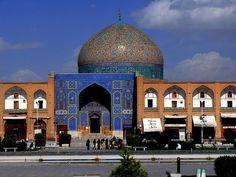 Lotfollah Mosque, Iran