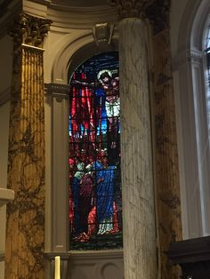 Birmingham Cathedral, Stained Glass, Home Decor, Decoration Home, Room Decor, Stained Glass Windows, Interior Design, Home Interiors, Stained Glass Panels