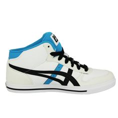 db38913b27 Asics AARON MT GS Chaussures Mode Sneakers Enfant Blanc