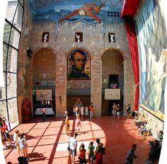 Museo de Dali en Figueras
