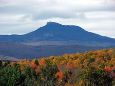Camel's Hump is one of many mountains our students and teachers hike as part of the Encounter Week program