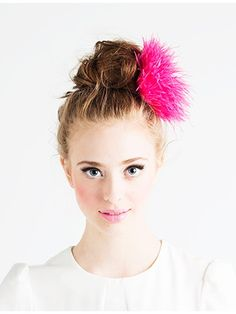 Ban.do Flurry Pouf (Pink)