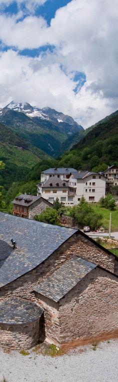 Madriu-Perafita Claror Valley - UNESCO World heritage Site- in Andorra Principality