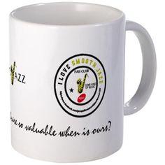 I Love Smooth Jazz Fan Club 3274 Mug 202 Mugs