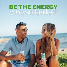 This #summer, spread and only bring in #GoodEnergy #GoOrganic